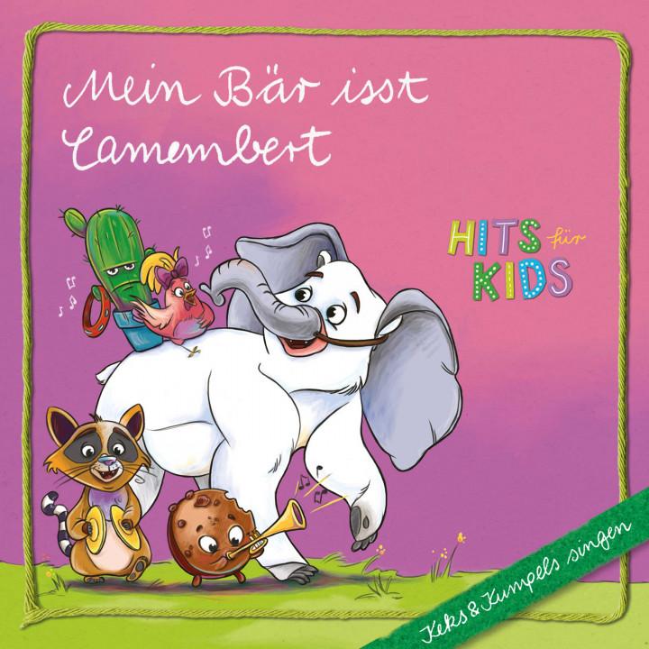 Keks & Kumpels: Mein Bär isst Camembert