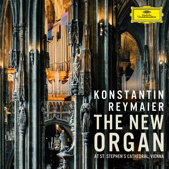 The New Organ - Konstatin Reymaier