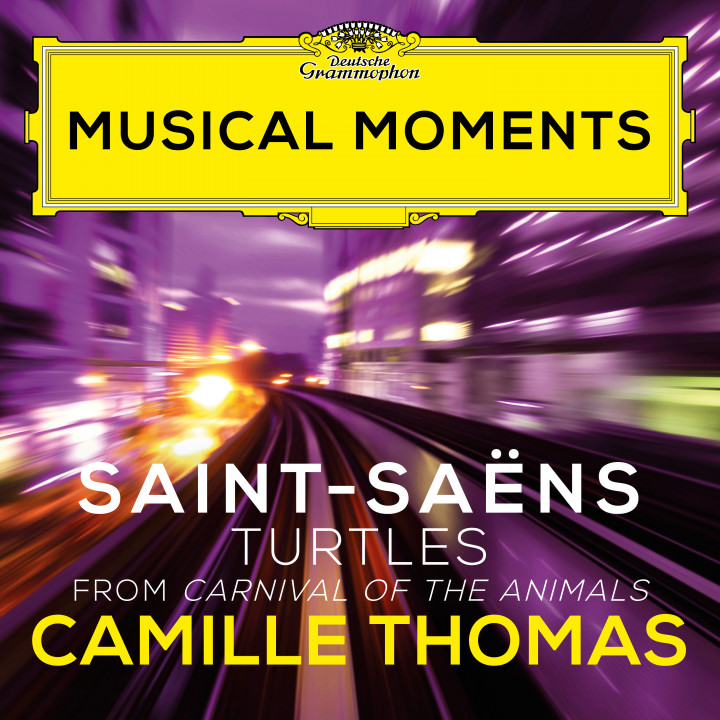 Musical Moments - Camille Thomas - Saint-Saëns: Turtles