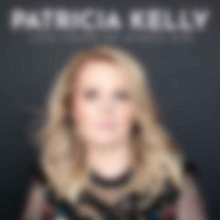 Patricia Kelly - Love Found Me (Single) - Cover