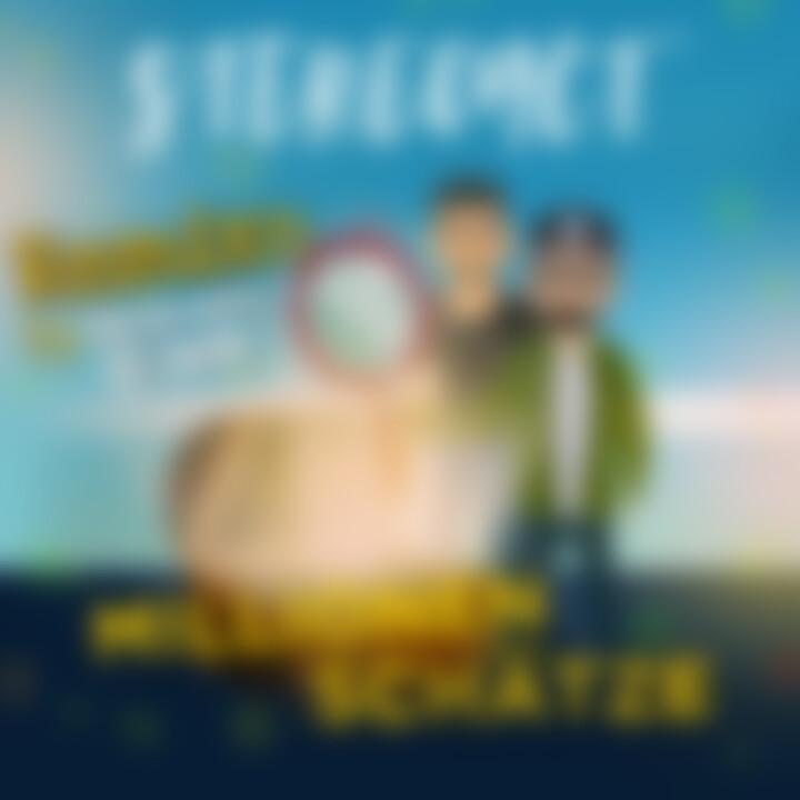 Stereoact - Millionen Schätze (Remixe) - Cover