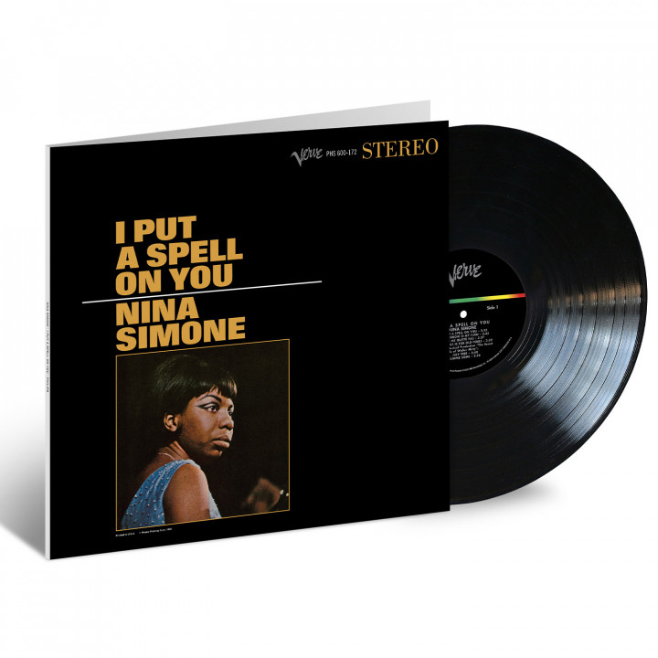 Nina Simone - I Put A Spell On You (Acoustic Sounds)