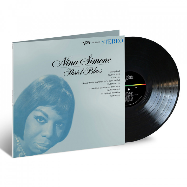 Nina Simone - Pastell Blues (Acoustic Sounds)