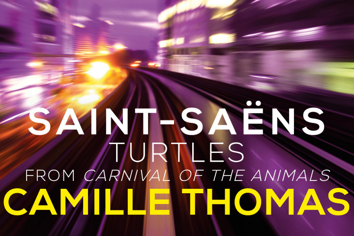 Musical Moments - Camille Thomas - Saint-Saëns: Turtles