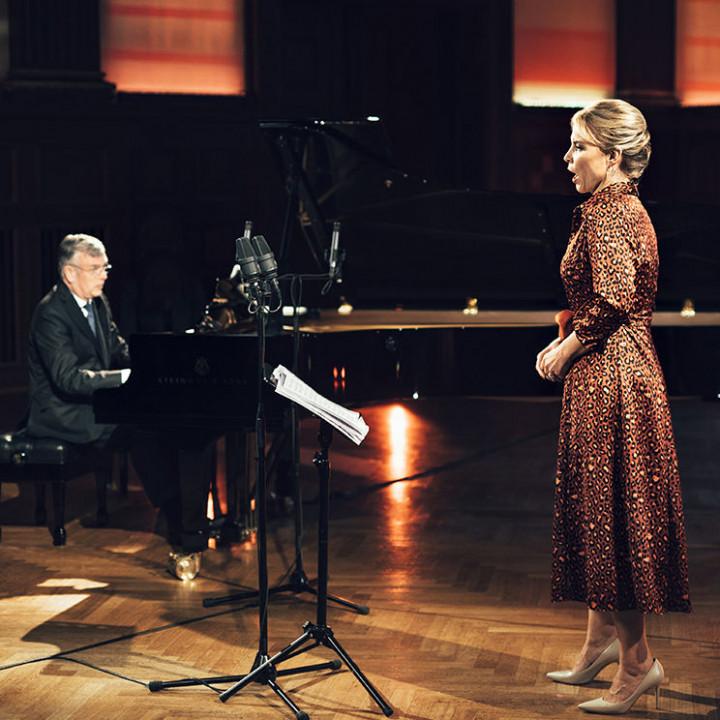 Elīna Garanča & Malcolm Martineau