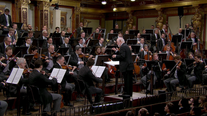 """Titelmusik"" aus ""Star Wars: A New Hope"" (Wiener Philharmonikern)"