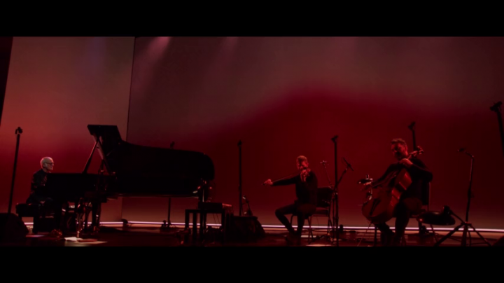 Einaudi: L'Origine Nascosta (Live From The Steve Jobs Theatre / 2019)