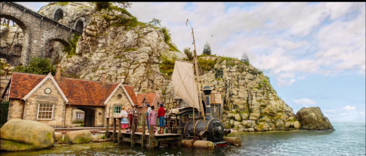 Hörprobe: Jim Knopf und die Wilde 13