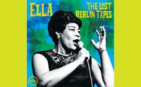 Ella Fitzgerald, Ella wieder in Berlin - aller guten Kultalben sind drei
