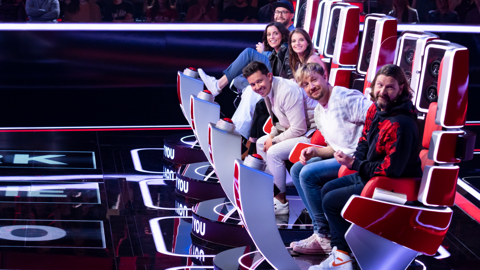 """The Voice of Germany"" startet in die Jubiläumsstaffel – mit Nico Santos"