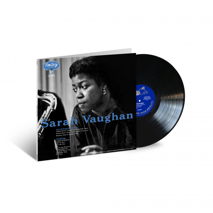 Sarah Vaughan (Acoustic Sounds)