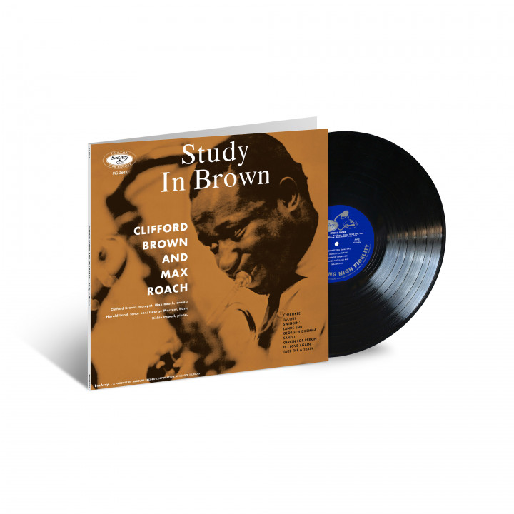 Clifford Brown & Max Roach - A Study In Brown (Acoustic Sounds)
