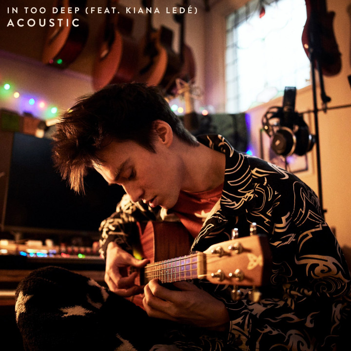 Jacob Collier feat. Kiana Ledé - In Too Deep / Acoustic