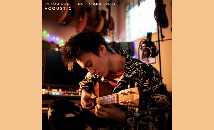Jacob Collier feat. Kiana Ledé - In Too Deep (Acoustic)
