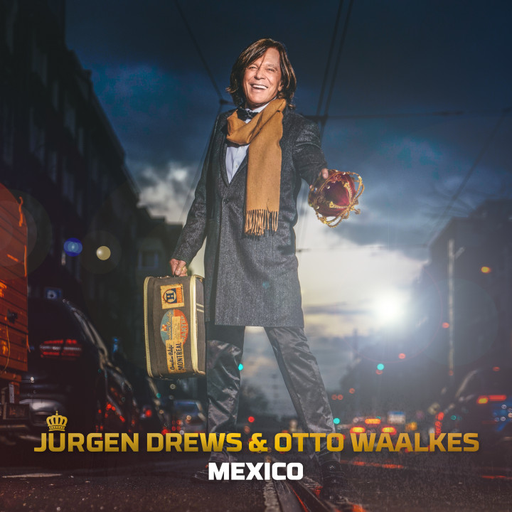 Jürgen Drews mit Otto Waalkes - Mexico - Cover