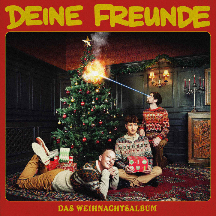 Deine Freunde Weihnachtsalbum