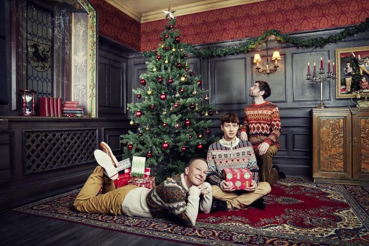 Deine Freunde Weihnachtsalbum Cover
