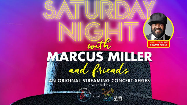 Gregory Porter, Saturday Night – Gregory Porter trifft Marcus Miller