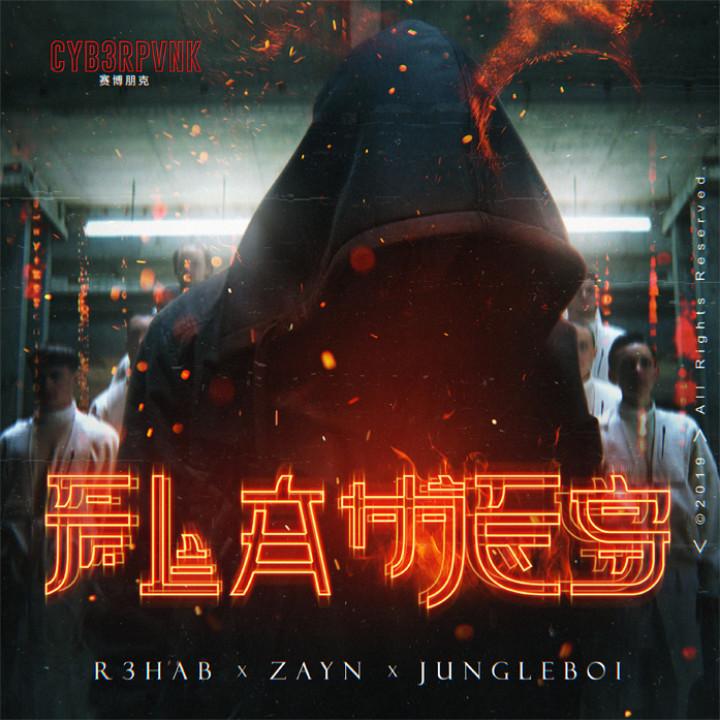 R3HAB  - Flames
