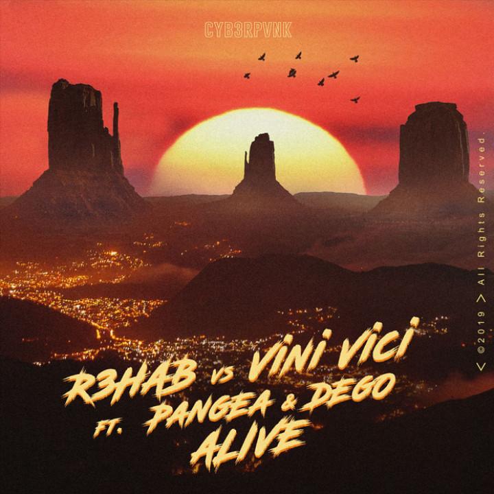 R3HAB - Alive