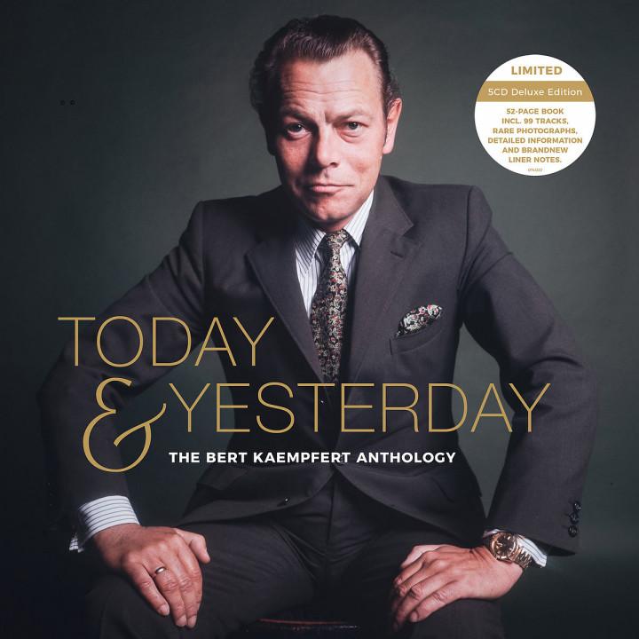Today & Yesterday - The Bert Kaempfert Anthology