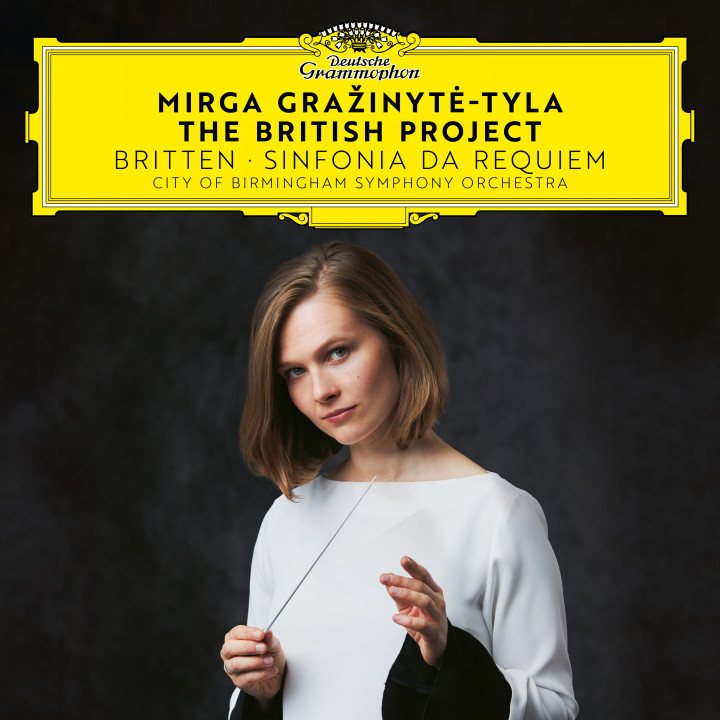 The British Project - Britten: Sinfonia da Requiem