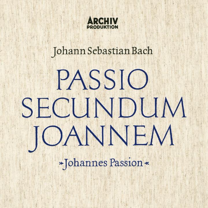 Bach: St. John Passion Karl Richter eAlbum CVR