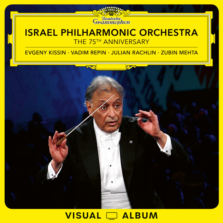 Israel Philharmonic Orchestra The 75th Anniversary eVideo Cover