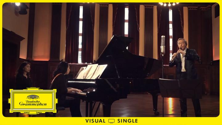 Albrecht Mayer Kimiko Imani Odermatt: Les couleurs de l'eau, Op. 22: I. Fleuve tranquille et puissant Musical Moments eVideo YT Cover