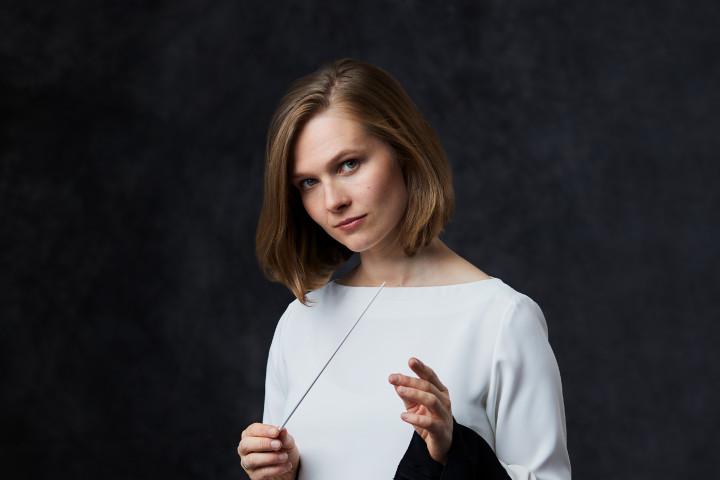 Mirga Gražinytė-Tyla Britten DG News