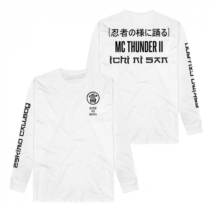 MC Thunder II – Ichi Ni San