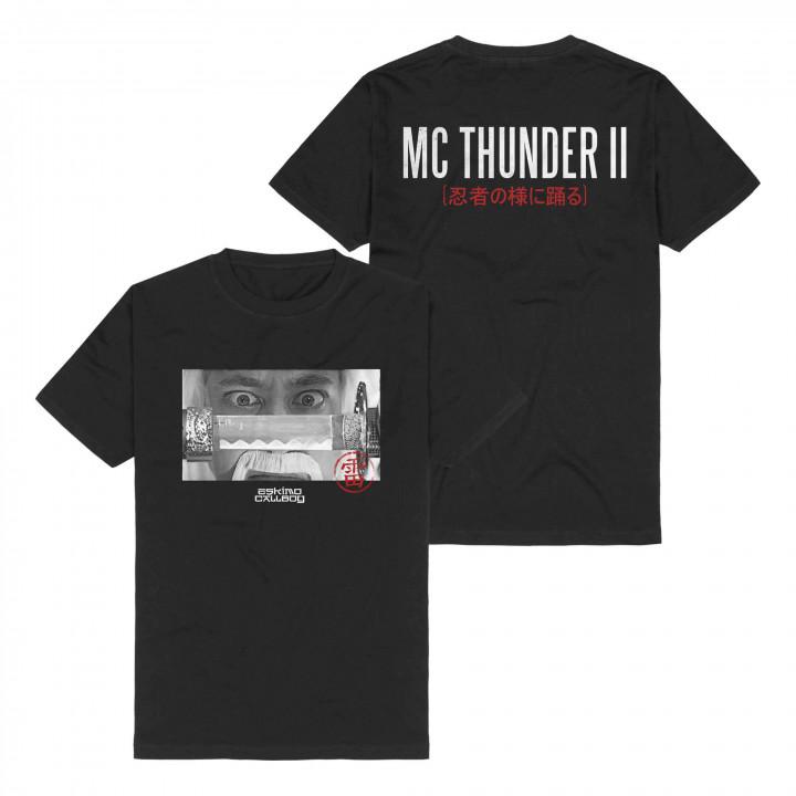 MC Thunder II – Single Art