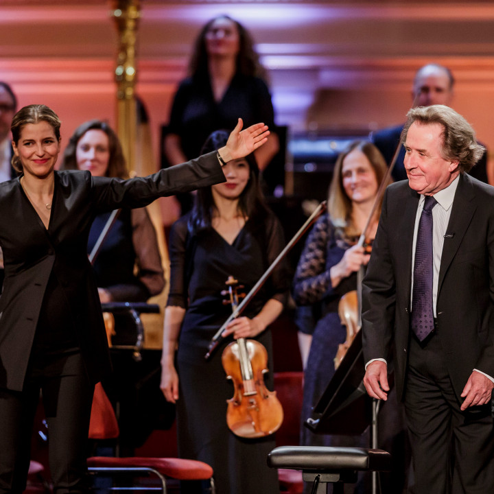 Karina Canellakis, Rudolf Buchbinder, Konzerthausorchester Berlin