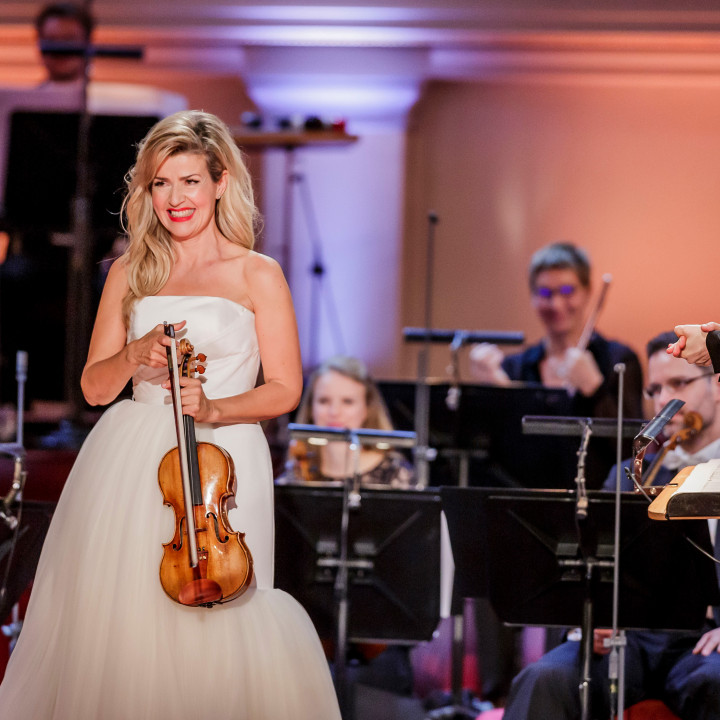 Anne-Sophie Mutter, Karina Canellakis