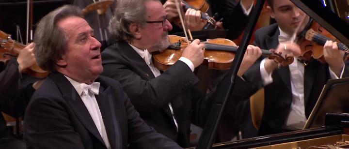 Beethoven: Klavierkonzert Nr. 1 in C-Dur, Op.15 (Ausschnitt) (Christian Thielemann / Berliner Philharmoniker)