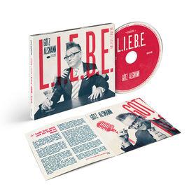 Götz Alsmann, L.I.E.B.E. (Limited Deluxe Edition), 00602507188702