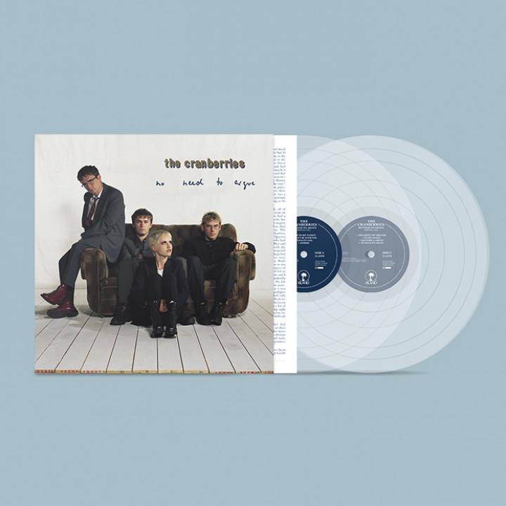 NNTA Ltd. Transparend 2LP Vinyl