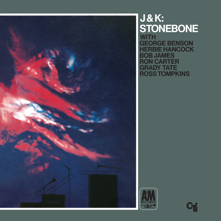 J.J-Johnson & Kai Winding: Stonebone