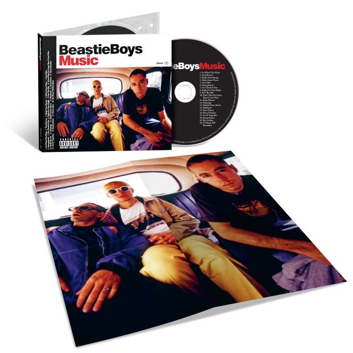 Beastie Boys CD