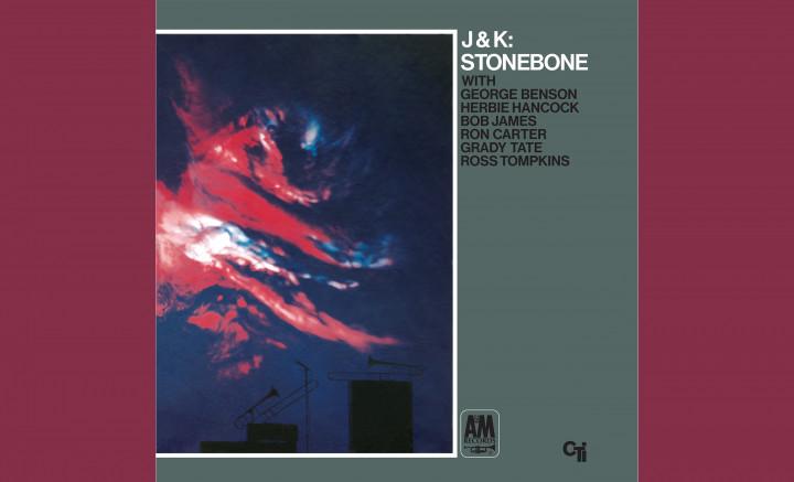 "Record Store Day 24.10.2020 - J.J. Johnson & Kai Winding   - ""Stonebone"""