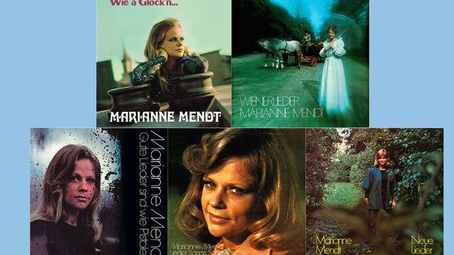 Marianne Mendt, Wie a Glock'n - Marianne Mendts Hit-Alben sind zurück