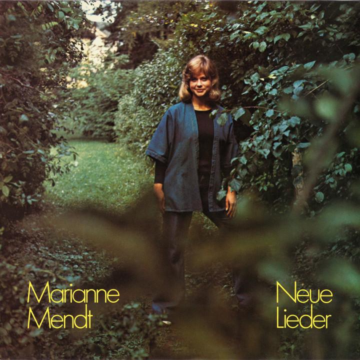 Marianne Mendt - Neue Lieder