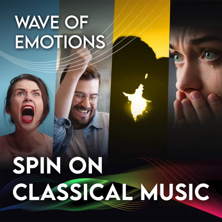 Karajan - Spin on Classical Music Waves of Emotion Cover