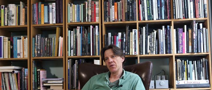 Auf den Spuren von Jóhann Jóhannsson mit James Marsh (Retrospective II)