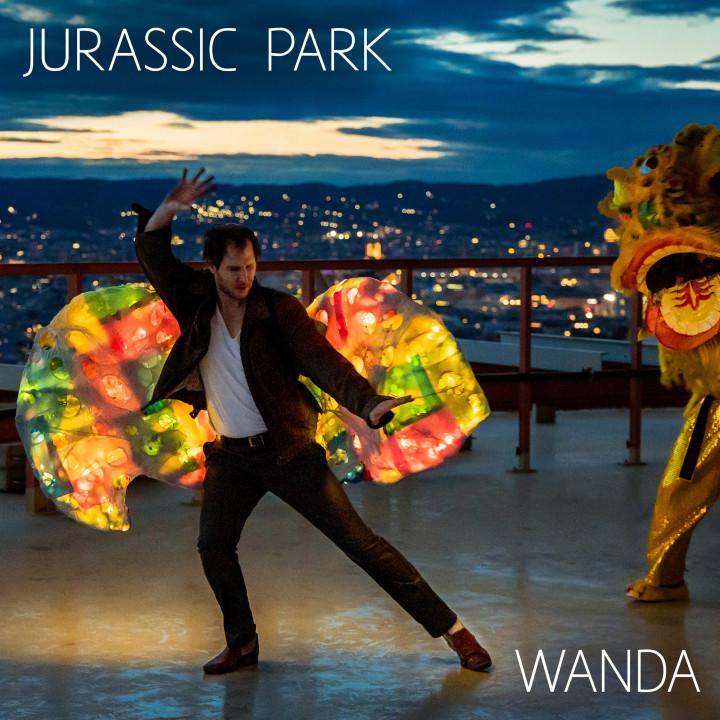 Wanda - Jurassic Park (Cover)