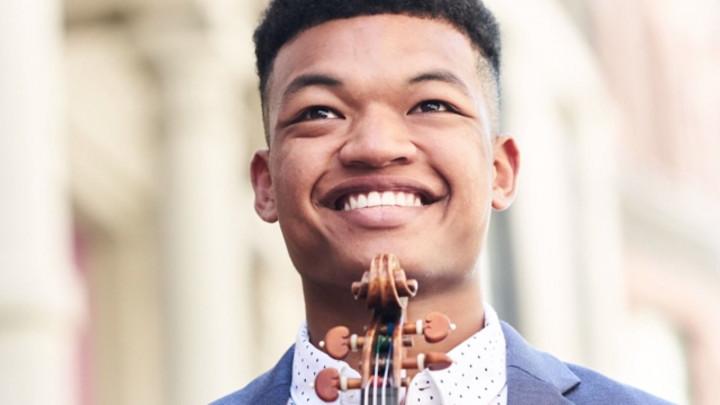 Decca Classics signs violinist Randall Goosby