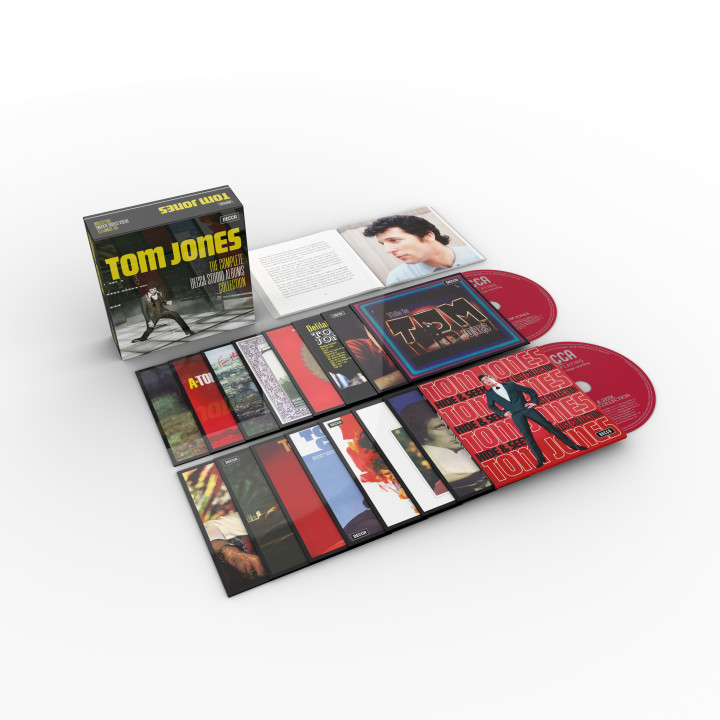 The Complete Decca Studio Albums (17 CD Box-Set)