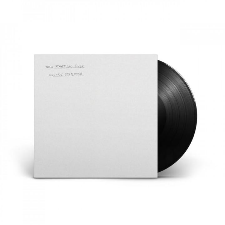 Starting Over Vinyl