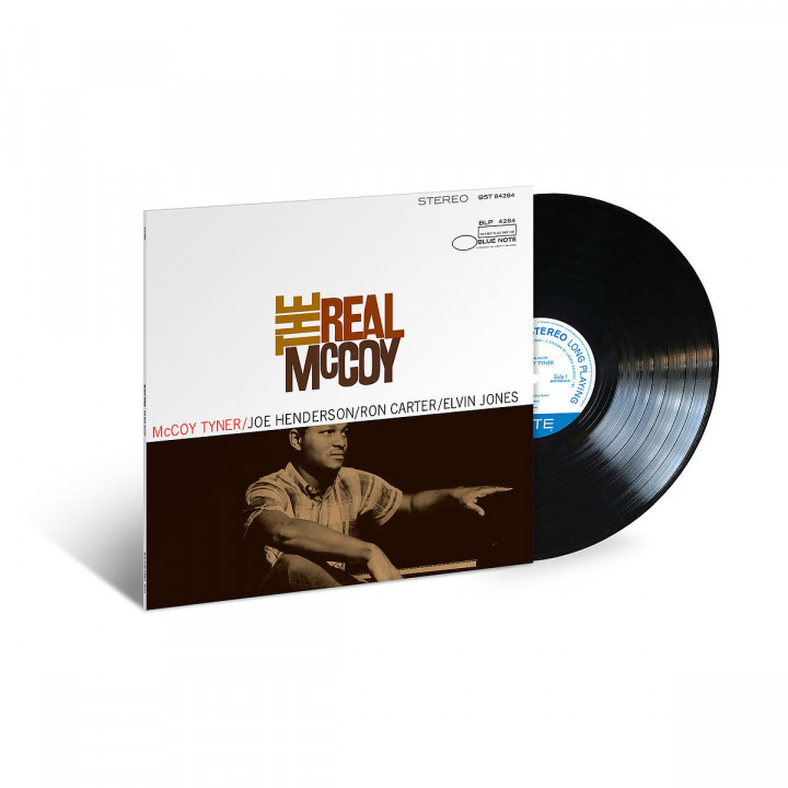 The Real McCoy (Blue Note Classic Vinyl)