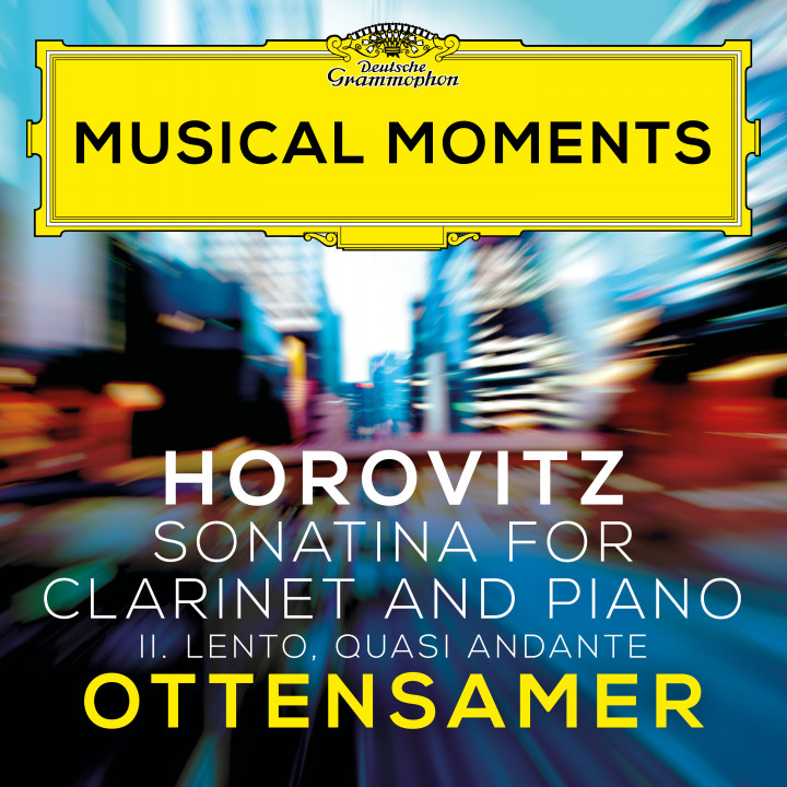 Horovitz: Sonatina for Clarinet and Piano: II. Lento, quasi andante